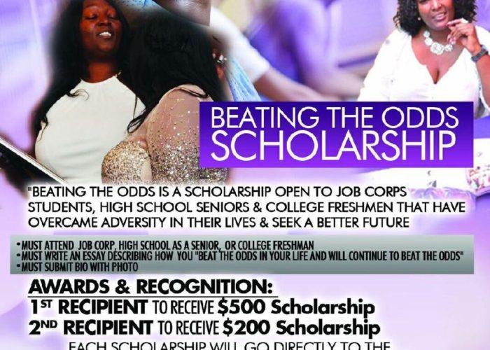"Beating the Odds Scholarship ""Awards & Recognition"""